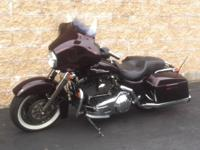 2007 Harley Street Glide FLHX Low Miles. Excellent