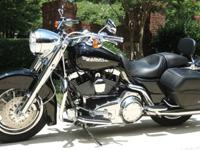 2007 Harley Davidson Road King Custom Touring FLHRS