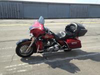 it is a 07 ultra classic cvo with all the normal