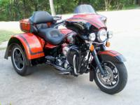 You are taking a look at 2007 Harley Davidson Ultra
