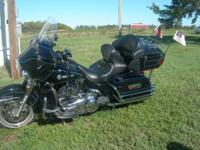 2007 Harley Davidson Ultra Classic Peace Officer