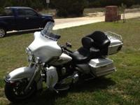 2007 ultra classic Harley Davidson stage 4 big bore 103