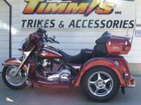 2007 Harley Davidson Ultra Classic John Lehman Tribute