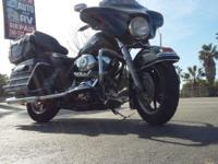 HERES YOU CHANCE TO OWN THIS 2007 HARLEY DAVIDSON ULTRA