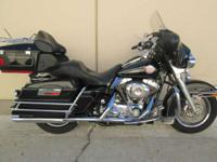 2007 Harley-Davidson Ultra Classic Electra Glide BLACK