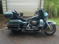 2007 Harley Davidson Ultra Classic Electra Glide, new