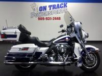 2007 HARLEY DAVIDSON ULTRA CLASSIC ELECTRA GLIDE We are