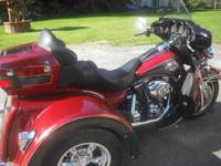 Trike reduced for fall sale. 2007 Harley Ultra Classic