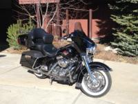 2007 Harley Davidson Ultra Classic Electra Glide 96