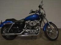 2007 Harley-Davidson XL 1200C Sportster so much bike