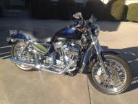 2007 Harley Davidson XL1200R Sportster 1200 Roadster