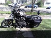 2007 Harley Davidson XL883 Sportster Cruiser