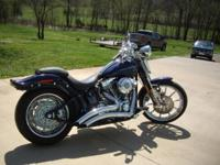2007 Harley FXSTSSE Softail Screamin' Eagle Springer