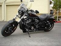 2007 Night Rod Special    Options installed include: