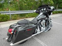This is my 2007 Harley Davidson Street Glide FLHX. It
