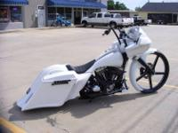Make: Harley Davidson Model: Other Mileage: 8,800 Mi