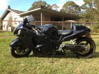 2007 HAYABUSA LESS THAN 5000 ORIGINAL MILES . HAS TURBO
