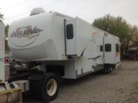 2007 Heartland Cyclone Toy Hauler 42' foot 12' foot
