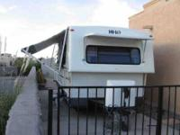 2007 Hi-Lo M-2207T Travel Trailer This is a rarely used