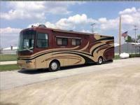 This beautiful home on wheels is in mint condition.