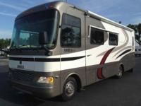 2007 Holiday Rambler Admiral SVE with full wall slide