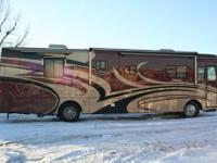 2007 Holiday Rambler Endeavor 40PDQ. Length: 41 feet.