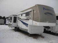 2007 HOLIDAY RAMBLER FIFTH WHEEL TRAILER Our Location