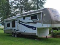 2007 Holiday Rambler Presidential Suite 356SKT 5th