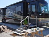 FOR SALE 2007 HOLIDAY RAMBLER PDQ-42 SCEPTER Located