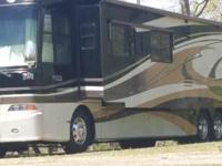 2007 Holiday Rambler Scepter M, 45,000 miles, Length: