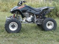 I am selling my 2007 Honda 400 ex! New breaks and skid