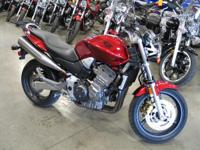 2007 Honda 919 (CB900F) Nice Think of the 919 as the