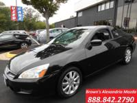 Come test drive this 2007 Honda Accord! Packed with