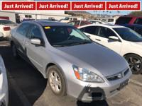 Recent Arrival! **Clean Carfax**, **Serviced At Sunset
