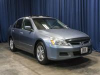 FWD Sedan with Power Driver Seat!  Options:  Rear
