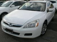 Price $9,800.00 Year 2007 Make Honda Model Accord LX