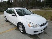 2007 Honda Accord LX with clean interior. It is a