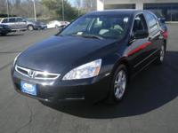 2007 HONDA ACCORD SDN 4dr Car EX Our Location is: