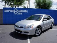2007 Honda Accord SE Sedan Our Location is: Honda of