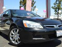 2007 HONDA ACCORD @@ SPOTLESS SEDAN @@-áEAST