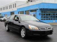 This 2007 Honda Accord Sdn 4dr I4 MT LX SE is offered