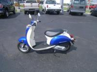 2007 Honda Metropolitan scooter. Great little bike