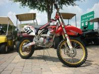 2007 Honda CRF150 Dirt Bike. Call .Visit our website