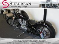 This 2007 Honda VT600C Shadow VLX has only 7,567 miles