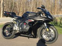2007 Honda CBR 1000RR six speed transmission with