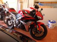 2007 Honda CBR 600 in Excellent Condition- - One Owner-