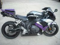 Motorcycles Sport 1134 PSN. 2007 Honda CBR1000RR CUSTOM