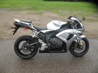 2007 Honda CBR1000RR For Sale-U1881 with all the