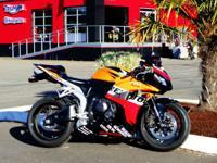 2007 Honda CBR600RR 2007 Honda CBR600RR the CBR600's