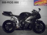 2007 Honda CBR600RR crotch rocket for sale only $5,999!